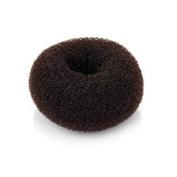Generic Medium Sponge Brown Chignon Hair Donuts Ring Style Bun Maker Shaper