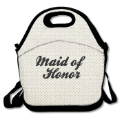 Maid Of Honour Lunch Bag Adjustable Strap