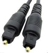 10M SPDIF Fibre Optic Cable Digital Audio Toslink Male to Male Connectors