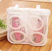 Iuhan New Collection Organiser Bags Mesh Laundry Bags Shoes Dry Shoe Portable Washing Bags Organiser