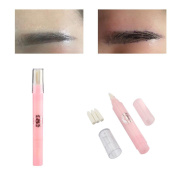 DZT1968 1pc Waterproof non-toxic Tattoo Eyebrow Design Remove Skin Marker Pen Magic Eraser Cleanser