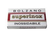 Bolzano Inossidabile Double Edge Safety Razor Blades, 100 blades