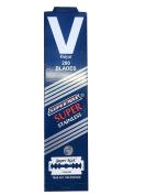 Super-Max Super Stainless Double Edge Safety Razor Blades, 200 blades