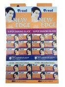 Treet New Edge Double Edge Safety Razor Blades, 200 blades