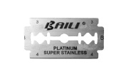 BAILI Platinum Double Edge Safety Razor Blades 10 Count Sharp Durable Stainless