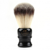 St. James Synthetic Shaving Brush Ebony Gold Large