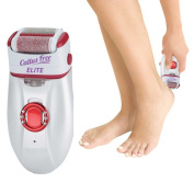 PU Beauty 3 In 1 Spa Callus Remover, Epilator & Shaver with Post Hair Removal Serum