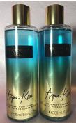Victoria Secret Aqua Kiss Fragrant Body Wash Bundle of 2