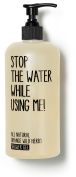 Stop The Water - All Natural / Vegan Orange Wild Herbs Shower Gel