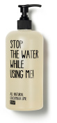 Stop The Water While Using Me! - All Natural / Vegan Cucumber Lime Hand + Body Soap