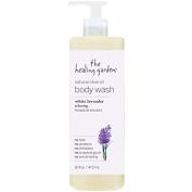 The Healing Garden White Lavender Body Wash, 470ml