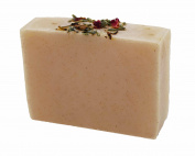Victory Garden Exfoliating Handmade Artisan Cold Process Soap by Score Soap
