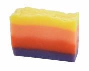 Juicy Satsuma Citrus Handmade Artisan Cold Process Soap by Score Soap