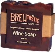 Brewtastic Soaps Wine Soap, Classic
