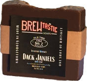 Brewtastic Soaps Whiskey Soap, Dack Janiels