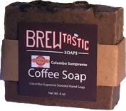 Brewtastic Soaps Coffee Soap