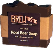 Brewtastic Soaps Beer Soap, Root