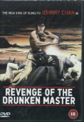 REVENGE OF THE DRUNKEN MASTER DVD NEW