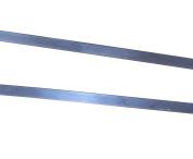 Argentium Sterling Bezel Silver 0.2cm 30 Gauge (.25cm ) 0.6m