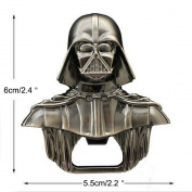 Darth Vader Bottle Opener Alloy Beer Star Wars Keychain Jewellery Toy Kitchen Tool Gift