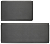NewLife by GelPro Anti-Fatigue Kitchen Mat Bundle-Buy More Save More!, Midnight