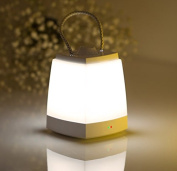 Dimmable USB Travel LED Bedside Hanging Lamp Night Light For Adults Kid Decoration White Light