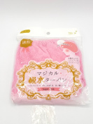 Shower headbands soft and lovely pink