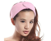 Adjustable Hairband for Yoga Makeup Spa Face Washing Bathroom Hold Hair