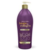 OGX Thick & Full Biotin & Collagen Shampoo, 750ml
