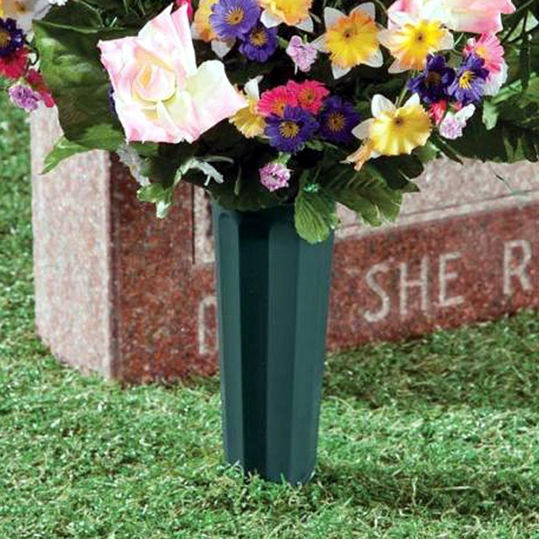 Memorial cemetery grave flower vase funeral spike pot by bid buy memorial cemetery grave flower vase funeral spike pot by bid buy direct shop online for homeware in new zealand izmirmasajfo
