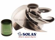 Solas Sea Doo 4-Tec 215 Impeller SRX-CD-13/18 GTX RXP RXT Wake