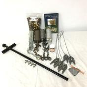PcsOutdoors Basic Raccoon Trapping Starter Kit