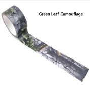 CLKJDZ Outdoor 10M Bionic Tape Hunting Camouflage Tape Maple Tree Camouflage Fatigues Tape