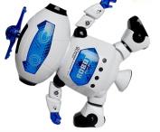Kids Bazaar Naughty Dancing Robot Light & music