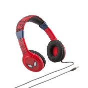 Spiderman Headphones for kids with volume control