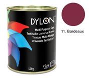 Dylon Bordeux Multi-Purpose Dye 500g Tin
