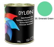 DYLON Emerald Green Multi-Purpose Dye 500g Tin