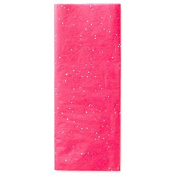 Hot Pink With Gems Tissue Paper