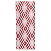 Red and Pink Diamonds Tissue Paper