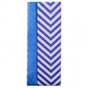 Iris and Chevron Dual-Pack Tissue Paper