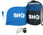 YOUR Towel! by SHO - Ultimate Super-Soft Microfibre Gym Towel, Sports Towel & Travel Towel - Lifetime Guarantee