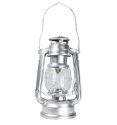 Dimmable ~ 15 LED Lightweight Hurricane Lantern Lamp Light ~ Choice of Colours