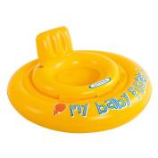 Intex Kids' My Baby Float, Yellow, 70 cm