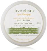 Live Clean Spa Therapy Moisturising Body Butter Cream