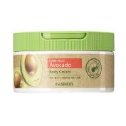 [The Saem] Care Plus Avocado Body Cream 300ml