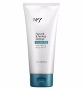 NEW ! Boots No7 Protect & Perfect Intense ADVANCED Moisturising Body Serum Hypo-allergenic 200 ml 200ml 6.7 oz 6.7oz
