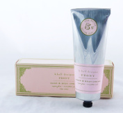 K. Hall Designs Hand and Body Cream in Tube - Peony 100ml