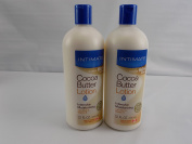 2 Intimate Cocoa Butter Lotion, 950ml Bottles