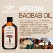 MISSCO Organic Baobab Oil