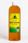Wheat Germ Oil Organic Unrefined by H & B OILS centre Raw Virgin Cold Pressed Premium Quality Natural Pure 470ml